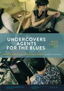"""""""UNDERCOVER AGENTS FOR THE BLUES"""" – ANDREIA NUNES, JOÃO DIOGO ROQUE - EM CONCERTO INTIMISTA NO DUETOS DA SÉ, ALFAMA, LISBOA"""