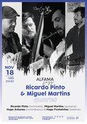 MÚSICA: Ricardo Pinto & Miguel Martins Quartet