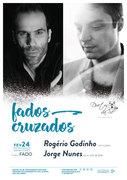 """MÚSICA: """"Fados Cruzados"""" - Rogério Godinho & Jorge Nunes"""