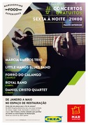 Concerto de Royal Band no MAR Shopping Matosinhos