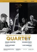"""MÚSICA: Ricardo Pinto & Miguel Martins Quartet - Concerto """"ALFAMA JAZZ"""""""