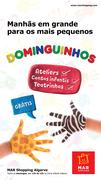 """CRIANÇAS """"Dominguinhos"""" de 9 de setembro trazem um atelier de reciclagem muito criativo"""