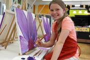 BRUSH IT OFF ART CAMP, AGES 8-12 (JEWLERY & TEXTILE)