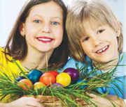 Easter Bunny Pictures at Klem's