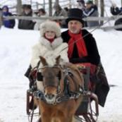 Antique Sleigh Rally at OSV