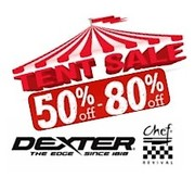 Outlet Tent Sale