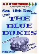 Live Music with The Blue Dukes