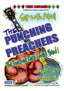 The Punching Preachers