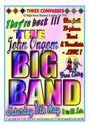 The John Ongom Big Band - back at the Three Compasses!