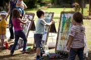ART PICNICS 4 KIDS! MAY HALF TERM