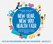 New Year, New You Health Fair