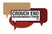 Neighbourhood Forum Saturday stall on the Broadway 28th Jan 11 - 2