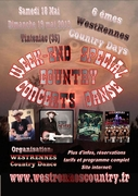 6th WestRennes Country Days Festival