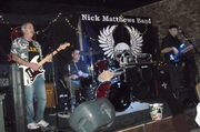 The Nick Matthews Band at Tommy's Roadhouse