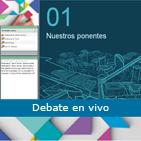 Debate en vivo con Rafael Bisquerra y Cecilia Oubel