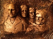 Mount Rushmore Relief