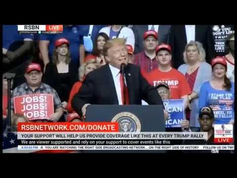 Trump MI 20190328