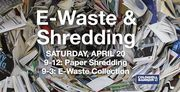 E-Waste & Shredding Event