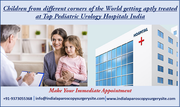 Children from different corners of the World getting aptly treated at Top Pediatric Urology Hospitals India