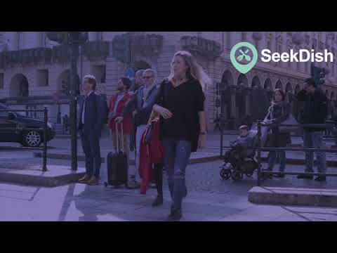 Présentation SeekDish uk 2018