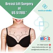 Breast Lift Surgery Cost In India - MedcureIndia