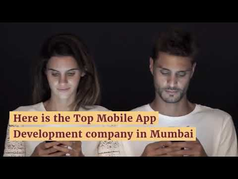 mobile apps development company in mumbai
