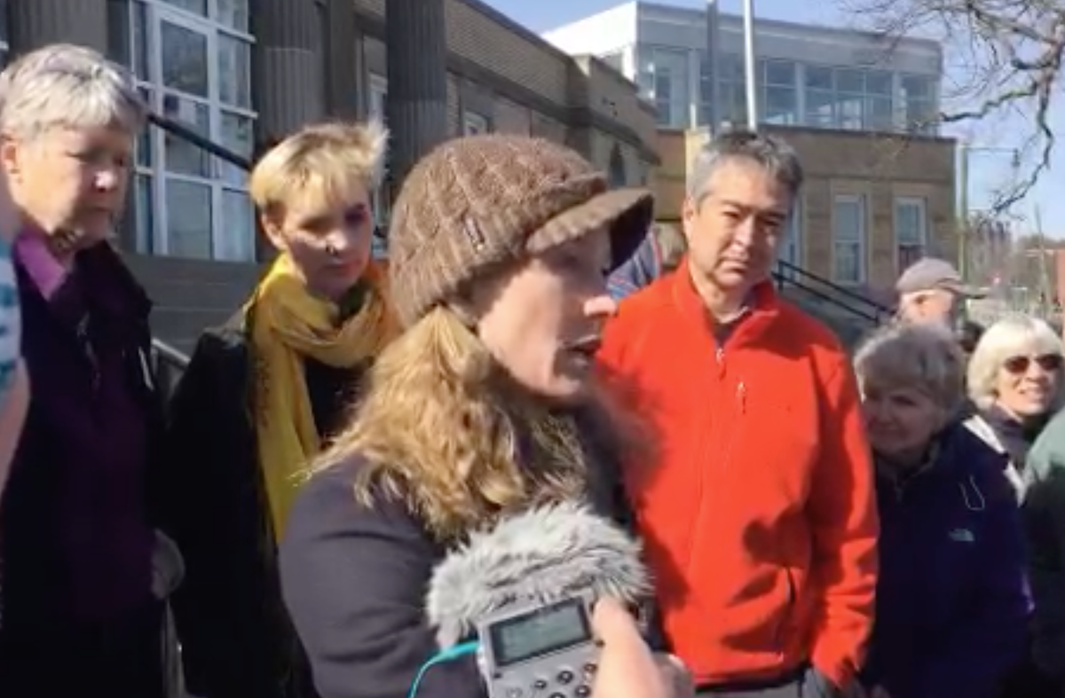 Independent: Anti-pipeline campaigners found not guilty by judge because 'protest against climate change crisis' was legal 'necessity'