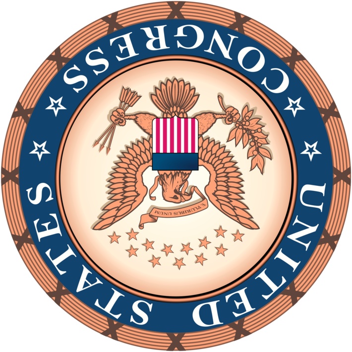 US_Congressional_Seal. ~ OUT TO LUNCH !!!!!