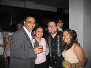 PRCCI and HispanicPro.com After-work Social, 08.01.07