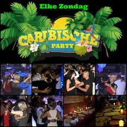 1 e PINKSTERDAG CARIBBEAN PARTY