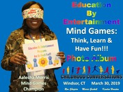 Mind Games: Think, Learn & Have Fun!!! Childhood Conversations Annual Conference, Windsor, CT, March 30, 2019, Photo Album.