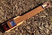 Old Lap Steel Build makeover