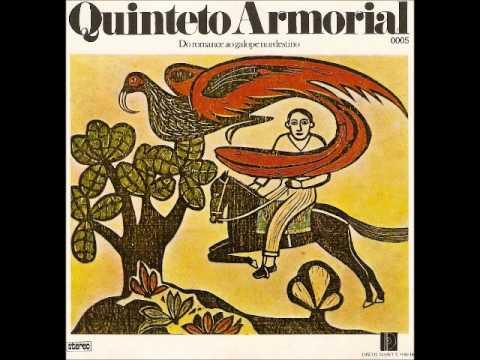 Quinteto Armorial - Bendito