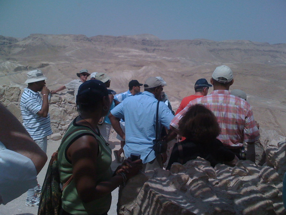 Regional Council of Churches Israel Pilgrimage