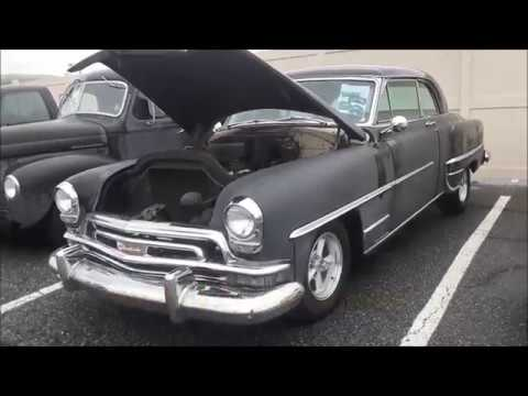 1954 Chrysler New Yorker Deluxe In the Car Corral