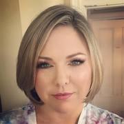 Kiernan in make up!