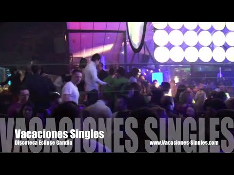 Discoteca Eclipse Gandia Singles Weekend