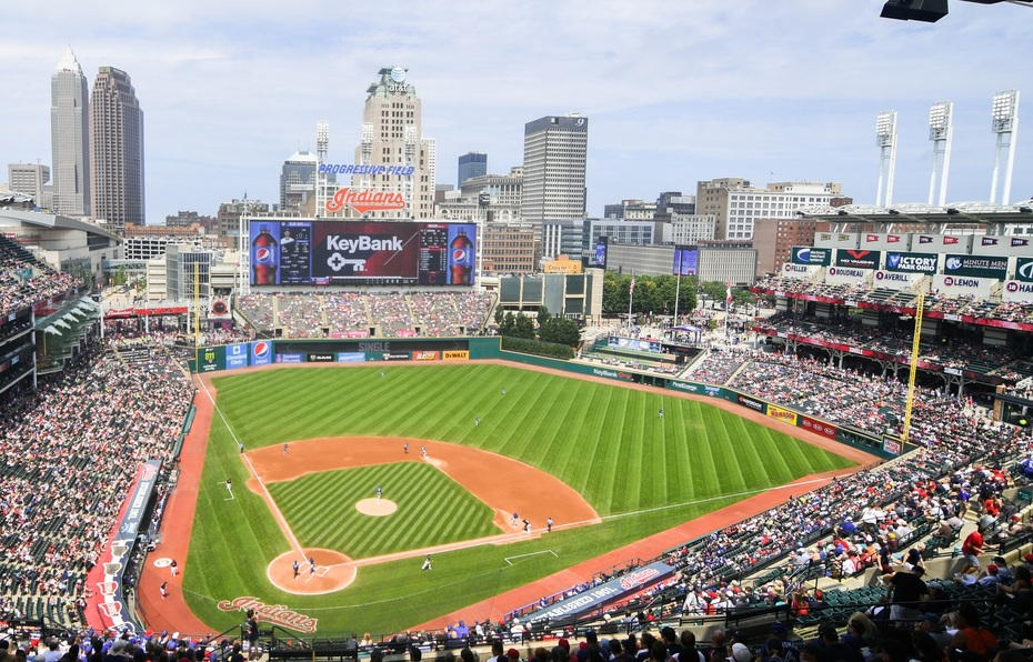 Progressive Field (Indians) - Cleveland, OH
