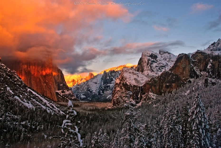 Yosemite's Magical Light
