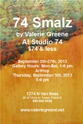 Art Shows at Studio 74