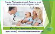 Foreign Nationals extremely happy to avail Affordable Pediatric Urologist in India