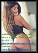 High Profile Bangalore Escorts Divya Oberoi