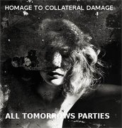 All tomorrows Parties/Poster advertising book two/