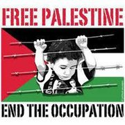 FREE PALESTINE - END THE OCCUPATION