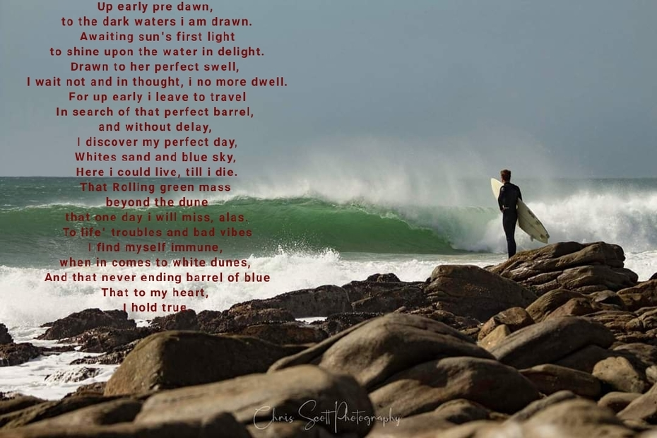 Surfer's Poem