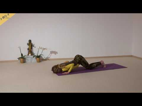 Hanumanasana Yoga Class with Elke and Jana