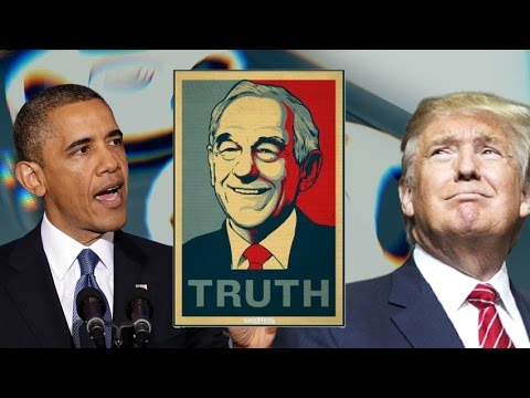 Ron Paul Drops Wiretap Truth Bombs