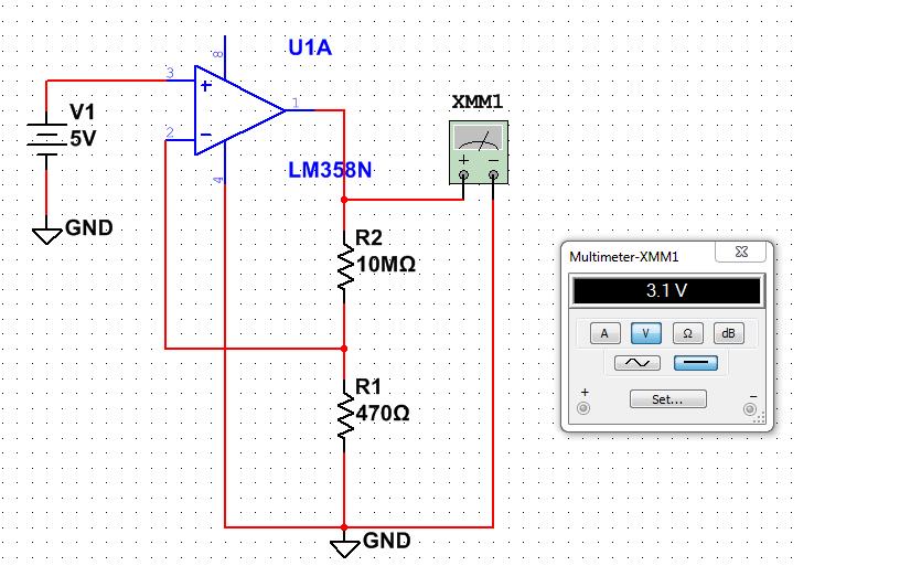 Ajuda, Entendendo circuito com LM358 - Laboratorio de Garagem