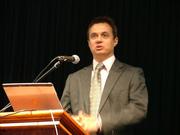 Derek Bartels keynote address
