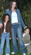 Dana and the kids